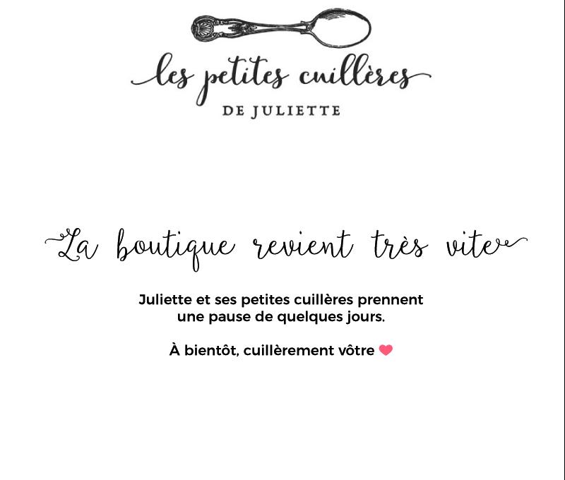 Les Petites Cuillères de Juliette